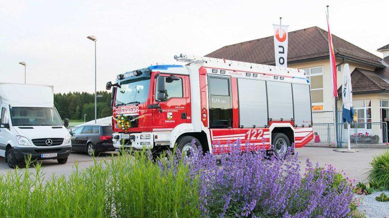 FF Nebelberg TLFA Fahrzeuge Ausrüstung