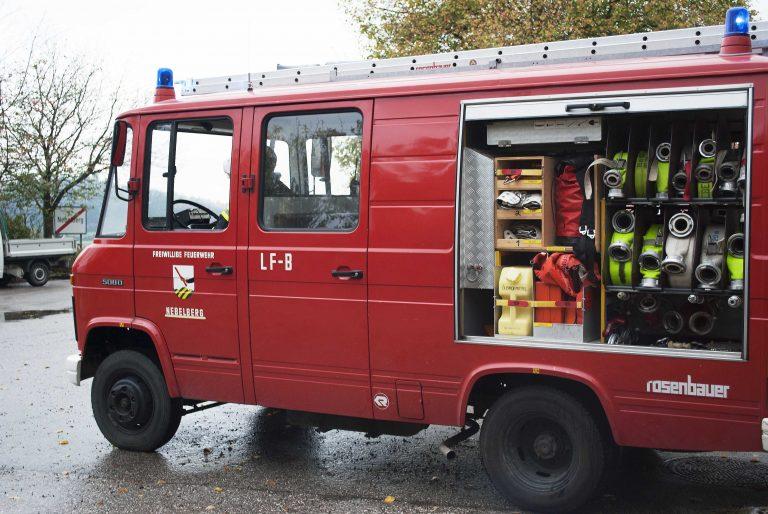 FF Nebelberg LFB Fahrzeuge Ausrüstung