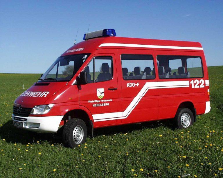 FF Nebelberg KDO Fahrzeuge Ausrüstung